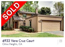 6933 Vera Cruz Court, Citrus Heights, CA 95621