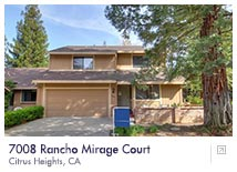 7008 Rancho Mirage Ct, Citrus Heights, CA 95621